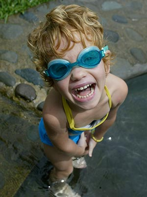 family fun in Costa Rica resort