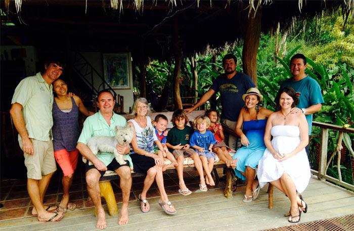 The Boshoff family