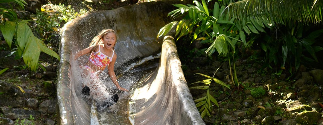 Rafiki Safari Water Slide